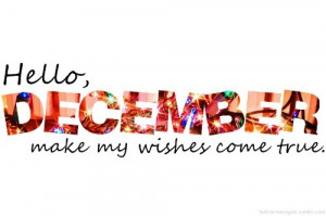 It's December!!! Happy New Month + Today is World AIDS Day