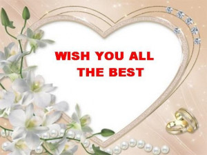 we wish all icipating i wish you all the best i wish you all the best