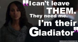 Scandal': Olivia Pope's best fashion moments and quotes