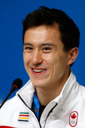 Patrick Chan Patrick Chan attends a Canada Men 39 s Figure Skating ...