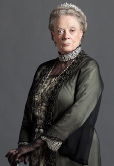 ... Dowager Countess, Countess of Grantham, Dowager Duchess of Grantham