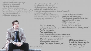 Castiel Supernatural Quotes Castiel - psalm 38 by nohara-
