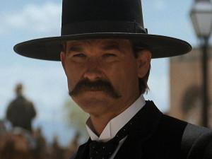 ... Moustache Movie Madness: WYATT EARP & TOMBSTONE Showdown! (Hollywood