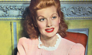 ... lucille ball today we celebrate television s favorite redhead lucille