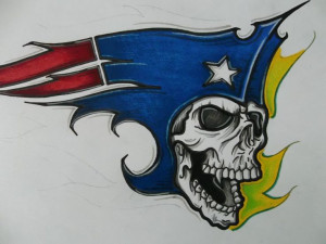 ... Awesome, Art, New England Patriots Tattoo, Patriots Football 3, Team