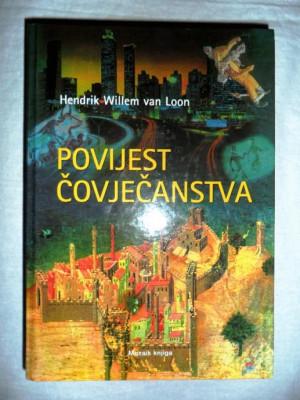 POVIJEST OVJE ANSTVA Hendrik Willem van Loon