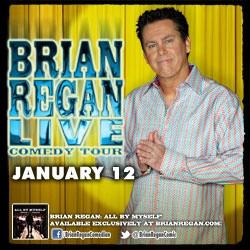 Brian Regan - January 12, 2013