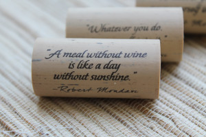 Wine Cork Quotes and Sayings