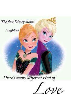 Frozen Anna Quotes Frozen anna and elsa