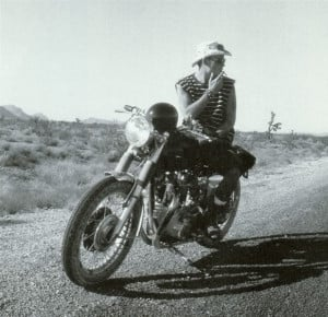 """... thrill of speed overcomes the fear of death.""""- Hunter S. Thompson"""