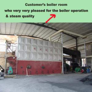 Oil Gas Fired Boiler Boilers