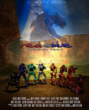inspiration for my animation www red vs blue com the legendary red vs ...