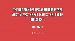bad men quotes