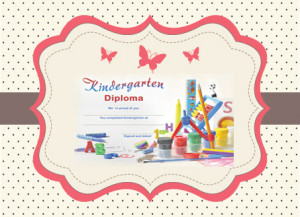 Kindergarten and Preschool Graduation Ideas