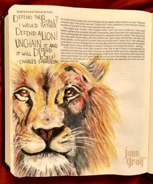 Illustrated Faith | Jann Gray