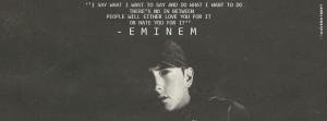 eminem quotes about friends mean to me eminem quote
