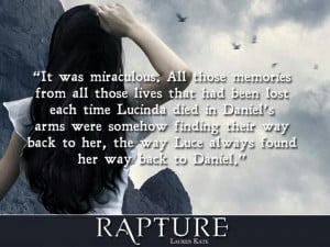 ... Fallen Book, Fallen Lauren Kate Quotes, Daniel Grigori, Favorite Book