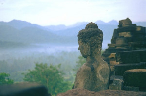 Meditation brings wisdom; lack of mediation leaves ignorance. Know ...