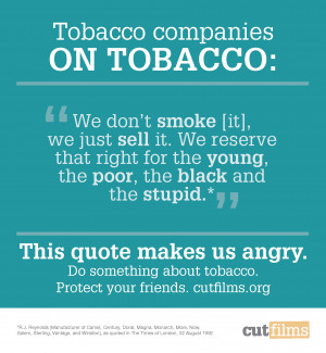 Tobacco Quote 2 - Download>>