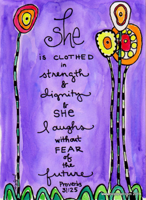 Proverbs 31 Woman: it is a tagline we see often. There are whole ...