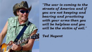 Uncle Ted speaks truth!