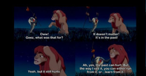 Lion king! Quote!! #inspirational