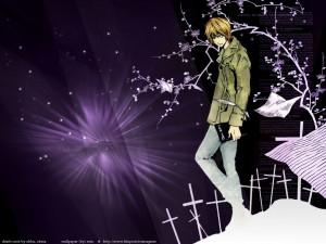 light yagami desktop wallpaper download light yagami wallpaper in hd ...