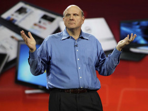 Steve Ballmer teaching at USC, Stanford, enjoying his retirement