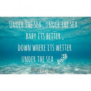 Little Mermaid || #nemo #dory #clown #fish #underwater #sand #baby # ...