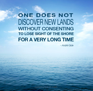 One Does Not Discover New...