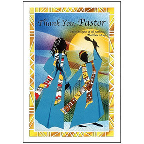 thank you pastor appreciation gift thank you pastor therefore go and ...