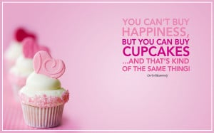 cute cupcake wallpaper quotes for iphone archived in Foods , Quotes ...