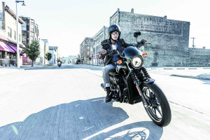 In many states, completion of a Harley-Davidson Riding Academy course ...