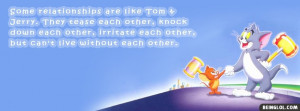 Tom And Jerry Quote