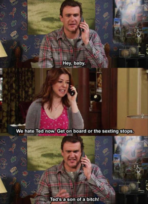 Funny How I Met Your Mother Pictures (22 Pics)