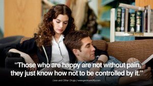 Movie Quotes About Love And Life