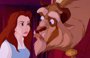 Cast: Voices by Paige O'Hara (Belle) and Robby Benson (Beast)