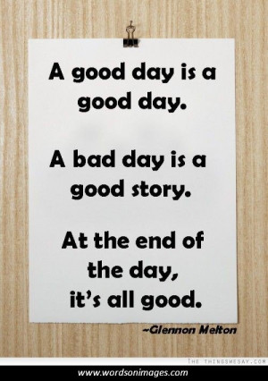 Positive sayings for the day