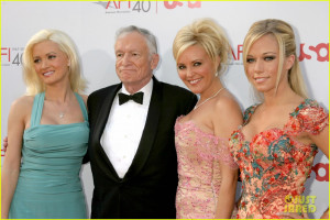 Hugh Hefner Says Holly Madison 39 s Book is 39 Rewriting History 39 ...