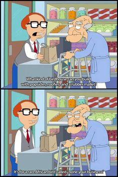 Herbert the Pervert Family Guy More