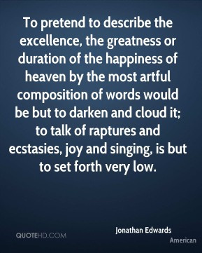 Jonathan Edwards Quotes | QuoteHD