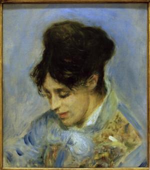 Image Pierre Auguste Renoir Renoir Madame Monet 1872