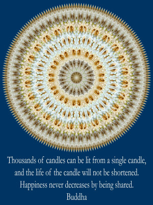 Buddha Quotes Candle This quote of the buddha.