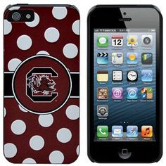 South Carolina Gamecocks iPhone 5 Snap-On Case - and is now available ...