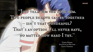 Anime Quotes About Loneliness