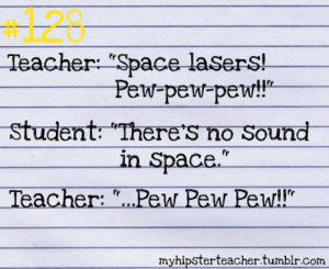 teacher and student funny conversation quote