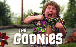 ... January 9, 2005 film 3 Comments on Top 25 Quotes from The Goonies