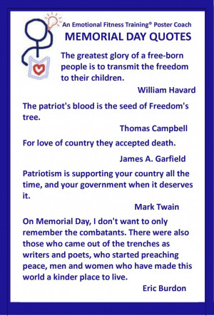 Amazing Memorial Day Quotes: Memorial Day Quotes In Simple Theme ...