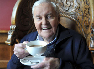 Richard Briers in 2012