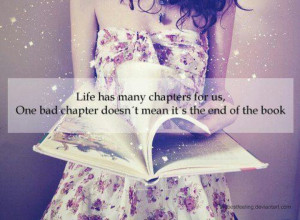 Begin a new chapter
